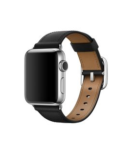 APPLE 38MM BLACK CLASSIC BUCKLE . (MPW92ZM/A)