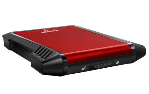 A-DATA XPG EX500 HDD 2.5i enclosure USB3.1 (AEX500U3-CRD)