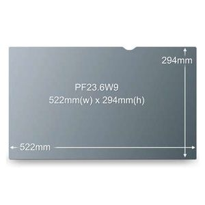 """3M Privacy filter for LCD 23"""""""" widescreen HD (50,97 x28,69cm) (PF23.6W9)"""