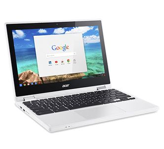 "ACER Chromebook CB5-132T 11,6"" HD touch Celeron N3060, 4GB RAM,32GB SSD, Google Chrome OS (NX.G54ED.015)"