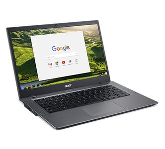 "ACER Chromebook CP5-471 14,0"" FHD matt Core i3-6100U, 4GB RAM, 64GB SSD, Google Chrome OS (NX.GE8ED.015)"