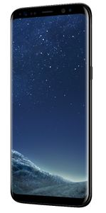SAMSUNG SM-G950F Galaxy S8 64GB midnight black (SM-G950FZKADBT)