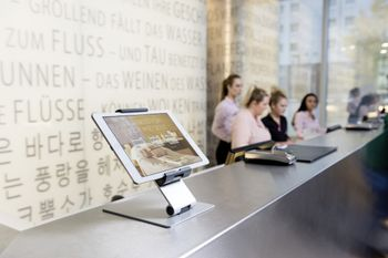 DURABLE Scandinavia Durable Tablet Hållare Bord Silver (8930-23)
