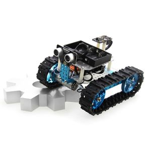 Makeblock Starter Robot Kit-Blue (Bluetooth Version) (90020)