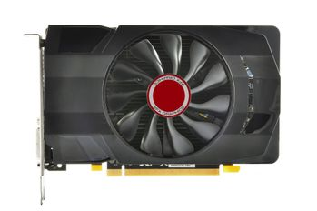 XFX VGA RX 550 4GB single fan 2S (RX-550P4SFG5)