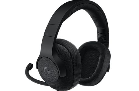 LOGITECH G433 GAMING HEADSET - BLACK EMEA                             IN ACCS (981-000668)