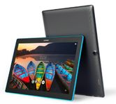 "LENOVO Tablet X103F 16GB Sort WiFi, 10.1"" HD-skjerm,   8MP kamera, Android 6, MicroSD (ZA1U0004SE)"