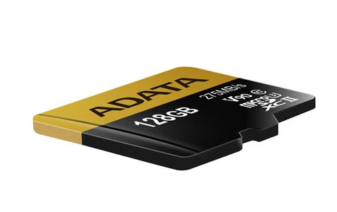 A-DATA Adata microSDXC 128GB Class 10 read/ write 275/ 155MBps (AUSDX128GUII3CL10-CA1)