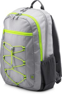 HP 15.6 Active Grey Backpack (1LU23AA)