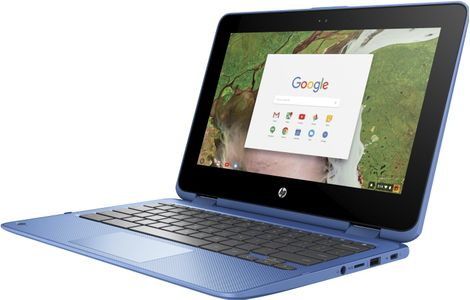 HP CHROMEBOOK 11 G1 N3350 32GB 4GB 11.6IN NOOD CHROMEOS    ND SYST (1XN55EA#UUW)