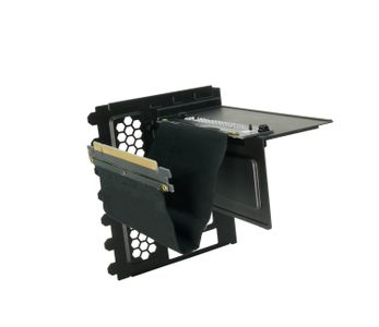 Cooler Master Vertikal GPU Holder Kit For MasterCase og Masterbox,  Riser kabel inkl. (MCA-U000R-KFVK00)