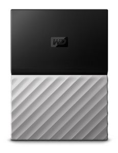 WESTERN DIGITAL HDD EXT My Pass Ultra 1TB White Gold (WDBTLG0010BGY-WESN)