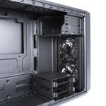 FRACTAL DESIGN Kab Fractal Design Focus G Mini Black Window (FD-CA-FOCUS-MINI-BK-W)