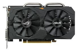 ASUS ROG-STRIX-RX560-4G-GAMING grafikkort (ROG-STRIX-RX560-4G-GAMING)