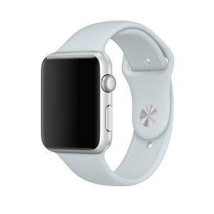 APPLE 42mm Mist Blue Sport Band - S/M & M/L (MPUR2ZM/A)