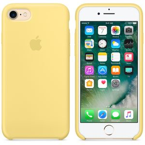 APPLE IPHONE 7 SILICONE CASE POLLEN                           IN ACCS (MQ5A2ZM/A)