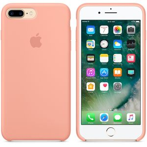 APPLE IPHONE 7 PLUS SILICONE CASE FLAMINGO                         IN ACCS (MQ5D2ZM/A)