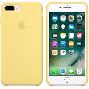 APPLE IPHONE 7 PLUS SILICONE CASE POLLEN                           IN ACCS (MQ5E2ZM/A)