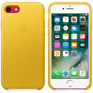 APPLE IPHONE 7 LEATHER CASE SUNFLOWER                        IN ACCS (MQ5G2ZM/A)