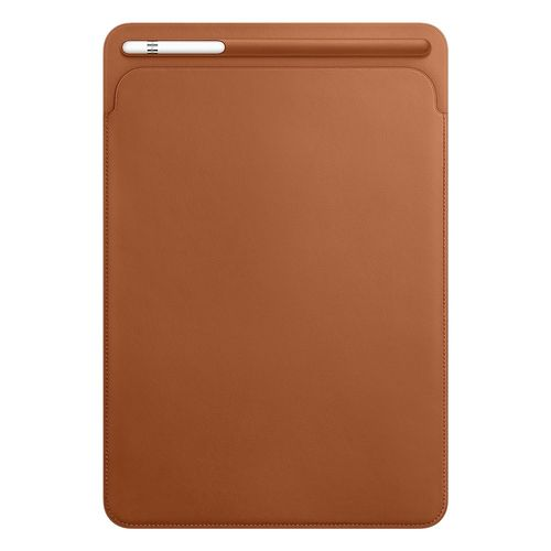 APPLE IPAD PRO 10.5IN LEATHER SLEEVE SADDLE BROWN                     IN ACCS (MPU12ZM/A)