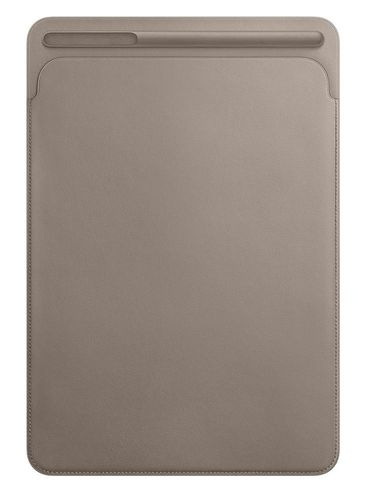 APPLE IPAD PRO 10.5IN LEATHER SLEEVE TAUPE                            IN ACCS (MPU02ZM/A)