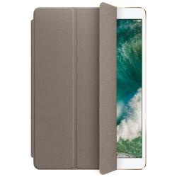 APPLE iPad Pro Leather Smart Cover for 10.5inch iPad Pro - Taupe (MPU82ZM/A)