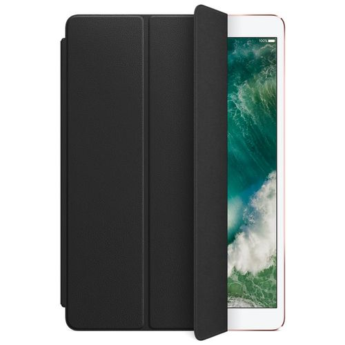 APPLE IPAD PRO 10.5IN LEATHER SMART COVER BLACK                      IN ACCS (MPUD2ZM/A)