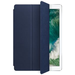APPLE IPAD PRO 12.9IN LEATHER SMART COVER MIDNIGHT BLUE              IN ACCS (MPV22ZM/A)