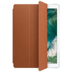 APPLE IPAD PRO 12.9IN LEATHER SMART COVER SADDLE BROWN               IN ACCS (MPV12ZM/A)