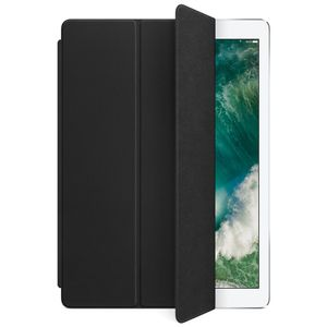 APPLE IPAD PRO 12.9IN LEATHER SMART COVER BLACK                      IN ACCS (MPV62ZM/A)