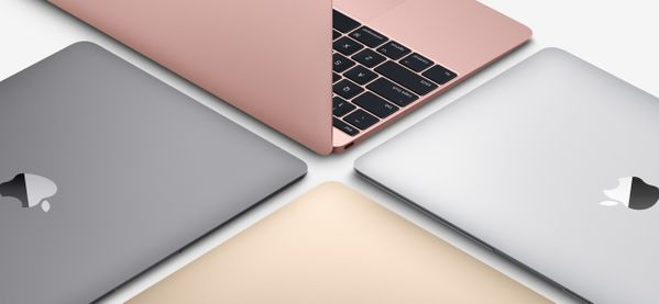 APPLE 12-inch Macbook: 1.3GHz dual-core Intel (MNYL2H/A)