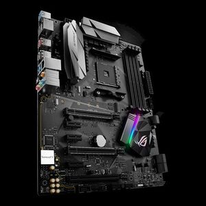 ASUS ROG Strix B350-F Gaming, Socket-AM4 Hovedkort, ATX, B350, DDR4