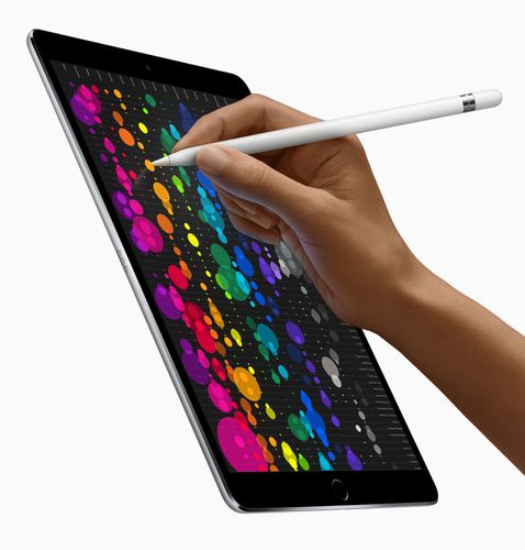 "APPLE iPad Pro 12.9""/ Wi-Fi 256GB/ rymdgrå (MP6G2KN/A)"
