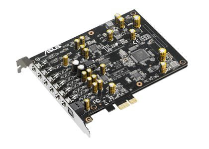 ASUS XONAR AE PCIE SOUNDCARD 7.1 PCIE GAMING SOUND CARD       IN PERP (90YA00P0-M0UA00)