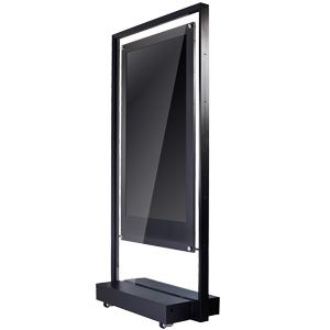 """AG NEOVO Neovo 55"""" dual-sided LCD signage (DX-55)"""