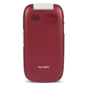 DORO 6031, Red/White (6973)