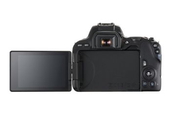 CANON CAMERA EOS 200D 18-55 IS STM, BK (2250C002)