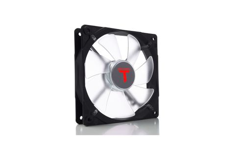 RIOTORO Case acc Fan 12cm CrossX wh LED (FW120)