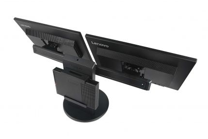 LENOVO TC Tiny-In-One Dual Monitor Stand (4XF0L72016)