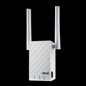 ASUS AC1200 Dual-Band Repeater/ access point (90IG03Z1-BM3R00)