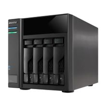 ASUSTOR ASUSTOR AS6004U 4-bay expansion box supports USB3.0 power sync mechanism (AS6004U)