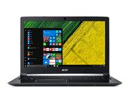 ACER Aspire 7 A715-71G-54PN 15.6inch FHD i5-7300HQ 8GB DDR4 256GB Intel PCIe SSD GTX1050 2GB Backlit KB Fingerprint reader W10H Blac (NX.GP8ED.002)