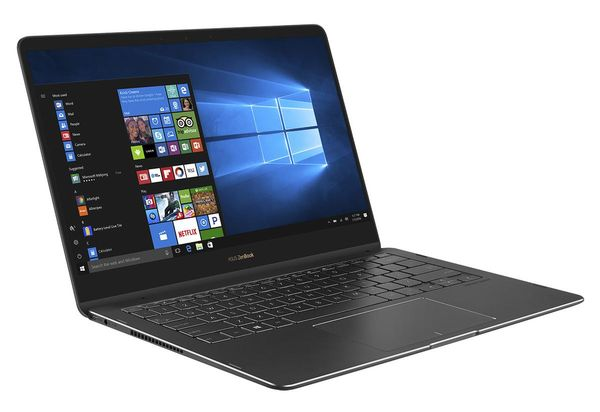 "ASUS ZenBook Flip UX370 13,3"" FHD touch Core i5-7200U, 8GB RAM, 256GB SSD, Stylus, MiniDock, Sleeve, Windows 10 Home (UX370UA-C4059T)"