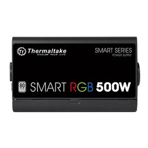 THERMALTAKE PSU 500W Smart RGB (PS-SPR-0500NHSAWE-1)
