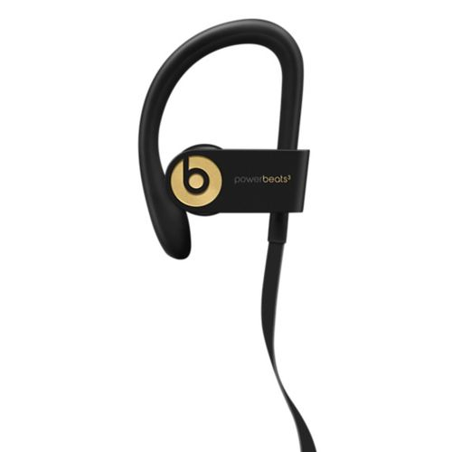 APPLE POWERBEATS3 WIRELESS EARPHONES TROPHY GOLD                      IN CONS (MQFQ2ZM/A)