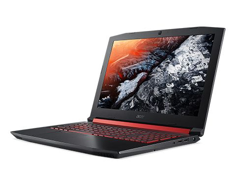 "ACER Nitro 5 15,6"" Full HD matt GeForce GTX1050Ti, Core i7-7700HQ, 16GB RAM,512GB PCIe SSD, Windows 10 Home (NH.Q2QED.014)"