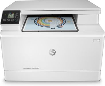 HP COLOR LASERJET PRO MFP M180N 16ppm/ 16ppm,  600 x 600 dpi, 800MHz, 256MB DDR, 128MB Flash, 25-400%, 337W, 15.7kg (T6B70A#B19)
