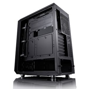 FRACTAL DESIGN Meshify C Tempered Glass (FD-CA-MESH-C-BKO-TG)