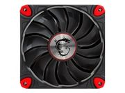 MSI TORX Fan creates a steady airflow and steeper blades increase its effectiveness. Hydro-Dynamic Bearings. 4-Pin PWM/DC Connector