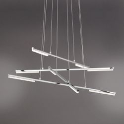 WOFI LED Pendant Light FORTE F-FEEDS (7018.08.01.5000)